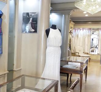 vestidos de novia y fiesta aranjuez
